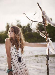 inspiring bohemian photography   ... white, blue, bohemian - inspiring picture on Favim.com   We Heart It