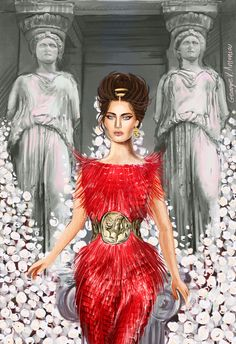 Dolce & Gabbana S/S 2014 by George V. Antoniou Swide.Archives: George V. Antoniou