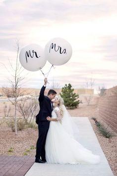 Casamentos Mr. & Mrs. com muita classe!
