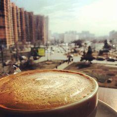 coffee_mood: кофе с видом вдаль