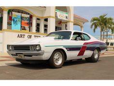 1972 Dodge Demon, Duster Pro Street