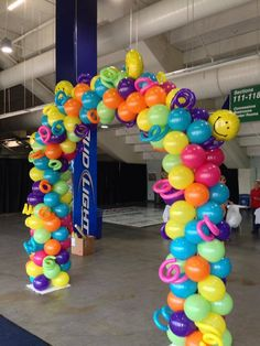 cool balloon ideas