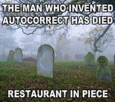 Der Erfinder der Autokorrektur ist gestorben