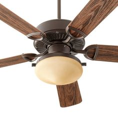 "Found it at Wayfair - 52"" Estate 5 Blade Patio Ceiling Fan"