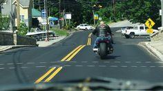 6-18-2016 93rd Laconia Bike Week - Curt Leducs 34th Year Attending - Weirs Beach