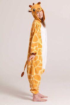 Giraffe Onesies for Adults – Unicorn Onesies