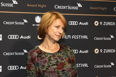 Corinna Harfouch on the Green Carpet at ZFF 2013 Audi, Green Carpet, Film Festival, Filmmaking, Actresses, Actors, My Love, Night, People
