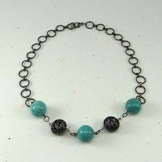 cavossa designs - Birdcage Necklace, $32.00 (http://www.cavossadesigns.com/birdcage-necklace/)