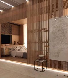 Check out exclusive details of CASA COR SP 2016 environments! Salon Interior Design, Interior Walls, Interior And Exterior, Interior Decorating, Japanese Interior, Modern Interior, Interior Architecture, Home Bedroom, Interior Inspiration