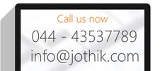 Jothik Technologies is Leading SEO Company in Chennai provides SEO Services, SMO Services, Website Development at low cost. If you are in the lookout for the most reputed, Best SEO Company in Chennai  http://www.seocompanyinchennai.com
