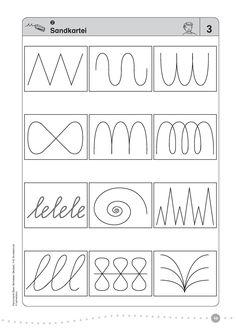 schwung bungen f r kinder zum ausdrucken baby kinder vorschule und vorschul bungen. Black Bedroom Furniture Sets. Home Design Ideas