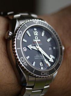 OMEGA SEAMASTER PLANET OCEAN @majordor | The Diver Watch | www.majordor.com