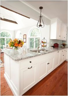 Via Lactea Honed Can Be Leathered Kitchen Pinterest