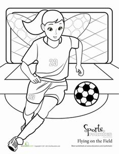 soccer player coloring pages soccer player seton hall door decorations sports coloring. Black Bedroom Furniture Sets. Home Design Ideas