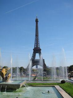 Eiffel Tower #Paris #mustsee #accorcityguide // The nearest AccorHotels: Pullman Paris Tour Eiffel