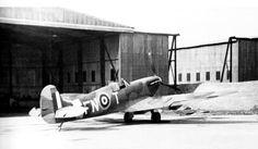 Spitfire Mk VB EN786 FN-T flown by Flt Lt Kaj Birksted, No 331 'Norwegian' Sqn, June 1942