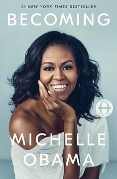 """""""Becoming"""" ~ Michelle Obama opens up about her remarkable journey, from her humble beginnings in Chicago to the day she and Barack Obama left the White House. Obama exudes optimism and hope, and her story is what that will go down in history. Barack Obama, Obama President, Karaoke, New York Times, Ny Times, New Books, Good Books, Fall Books, Summer Books"""