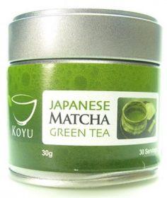 Superfoods – Matcha tea