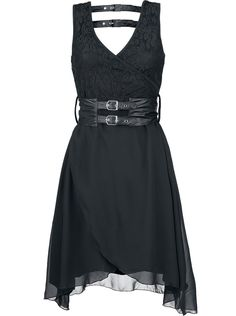 Black Moon Dress :: VampireFreaks Store :: Gothic Clothing, Cyber-goth, punk, metal, alternative, rave, freak fashions                                                                                                                                                     More