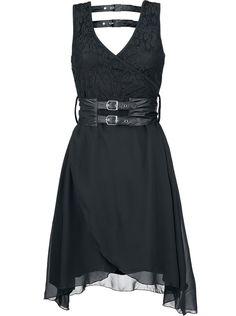 Black Moon Dress :: VampireFreaks Store :: Gothic Clothing, Cyber-goth, punk, metal, alternative, rave, freak fashions