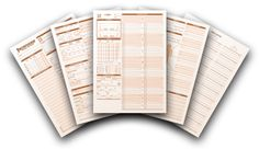 The sweetest character sheets, fine tuned to the character you are playing.