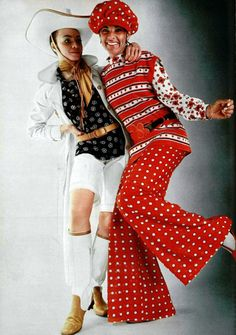 Ungaro L'officiel magazine 1971 The drugs were really good in '71