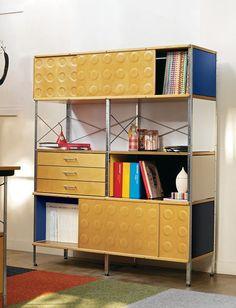 Eames® Storage de Herman Miller Disponible en Ufficio Arquitectura y mobiliario. http://ufficio.com.mx/index.html