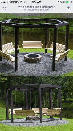14 Outdoor Fire Pit Ideas that Will Transform Your Backyard G. - 14 Outdoor Fire Pit Ideas that Will Transform Your Backyard Get These Top Trendi - Backyard Patio Designs, Backyard Projects, Backyard Landscaping, Backyard Seating, Outdoor Seating, Outdoor Projects, Cheap Landscaping Ideas, Fire Pit Seating, Fire Pit Area