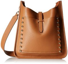 Rebecca Minkoff - Unlined Feed Bag in Almond with Gold