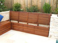 Really Great Looking Storage Benches For The Fireplace Area Could Have Solid Weather Proof