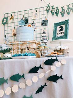 InspireBlog – Moms Festa Fundo do Mar do Arthur - InspireBlog - Moms