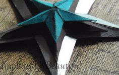 Implausibly Beautiful: DIY 3D Stars Tutorial