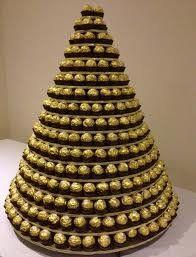 Ferrero Rocher Pyramid/Round