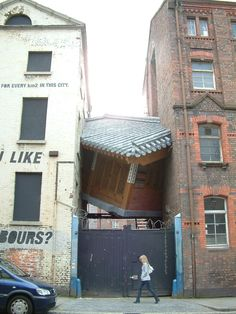 The Architectural Fantasy of Conceptual Artist Do-Ho Suh