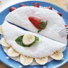 A goma e a farinha de tapioca são as versões mais utilizadas, mas a tapioca granulada também é um recurso ideal para várias refeições deliciosas.
