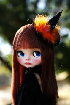 Bewitching! The cutest little witch in all the land!