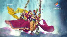 Hindu Gods and Goddesses, Lord Krishna Radha Krishna Songs, Krishna Hindu, Radha Krishna Pictures, Radha Krishna Photo, Jai Shree Krishna, Radha Krishna Paintings, Bal Krishna, Radha Krishna Love Quotes, Durga