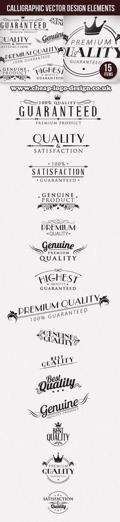 caligraphy inspired logo design ideas www.cheap-logo-design.co.uk #caligraphy #logoideas #logos