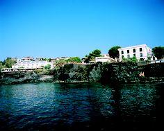 Il nostro #Hotel a #Catania visto dal #mare