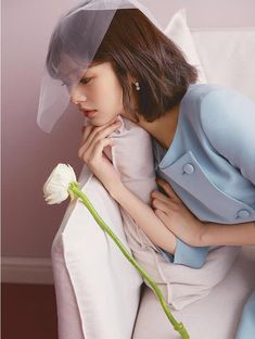 Jung So Min 정소민 – Sesión de fotos para la revista Elle Korea Young Actresses, Korean Actresses, Asian Actors, Actors & Actresses, Jung So Min, Kpop Fashion, Korean Fashion, Hye Sung, Playful Kiss