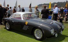 1957 Ferrari 250 GT LWB Zagato Berlinetta