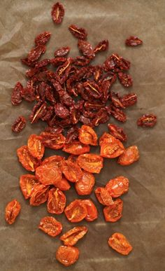 DIY Dried Tomatoes - Get the recipe.
