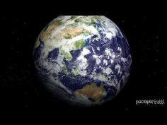 Solar System Animation (Showing Earth rotating and orbiting) Solar System Animation, Solar System Video, Earth And Solar System, Solar System Planets, Preschool Science, Teaching Science, Science For Kids, Earth Science, Science Nature
