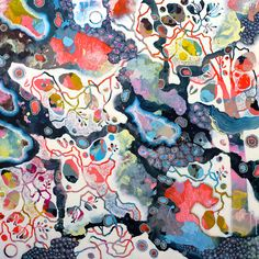 Rosetta is a semi-abstract painter based in northern New South Wales, Australia. Rosetta exhibits regularly and has a limited selection of her paintings available as prints. Abstract Painters, Art Studios, Print Patterns, Original Artwork, Illustration Art, Illustrations, Weaving, My Arts, Prints