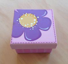 Caja Mini Flor