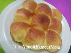 The          Almost Famous           Mom: AirBaked Buttery Dinner Rolls