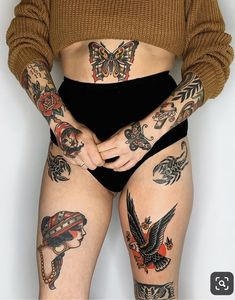 The Downside Risk of Sexy Tattoo Ideas for Women There are a lot of tattoos out there. Your tattoo will be permanent, and you wish to be wholly comfor. tits tattoo Definitions of Sexy Tattoo Ideas for Women Old Tattoos, Sexy Tattoos, Cute Tattoos, Body Art Tattoos, Sleeve Tattoos, Tattoos For Women, Tattos, Old School Tattoos, Tattoo Sleves