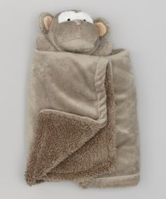<p+style='margin-bottom:0px;'>The+only+thing+better+than+luxuriously+soft+blankets+from+Piccolo+Bambino+is+having+a+cute+and+cuddly+pal+on+top.+Made+from+soft+creamy+fabric,+this+blanket+makes+an+adorable+gift+for+new+parents.<p+style='margin-bottom:0px;'><li+style='margin-bottom:0px;'>17''+x+17''<li+style='margin-bottom:0px;'>100%+polyester<li+style='margin-bottom:0px;'>Machine+wash<li+style='margin-bottom:0px;'>Imported<br+/>