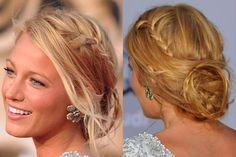 Este recogido es espectacular: bien femenino y fiel a su personalidad. Foto: Fansshare.com