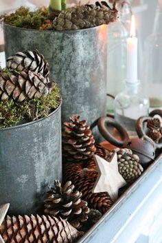15 Ideen wie man mit Dekoration dem Haus eine rustikale Atmosphäre zu gibt! - Seite 6 von 16 - DIY Bastelideen